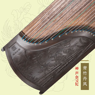 神声古筝-877QZ青竹丹凤