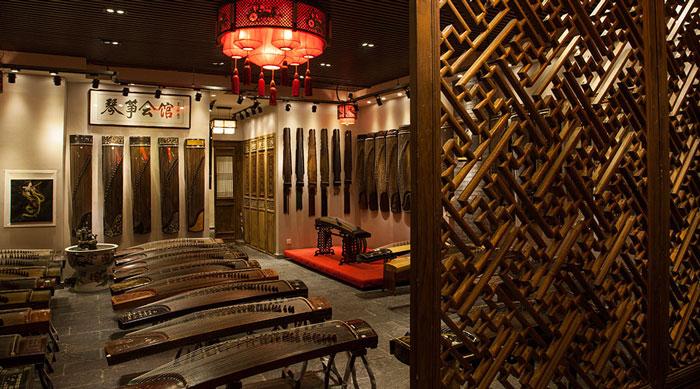 选择琴枫雅轩商城的五大理由
