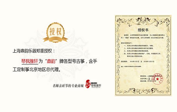 上海鼎韵乐器有限公司