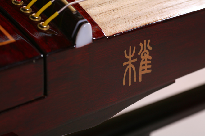 朱雀古筝B05型标准筝